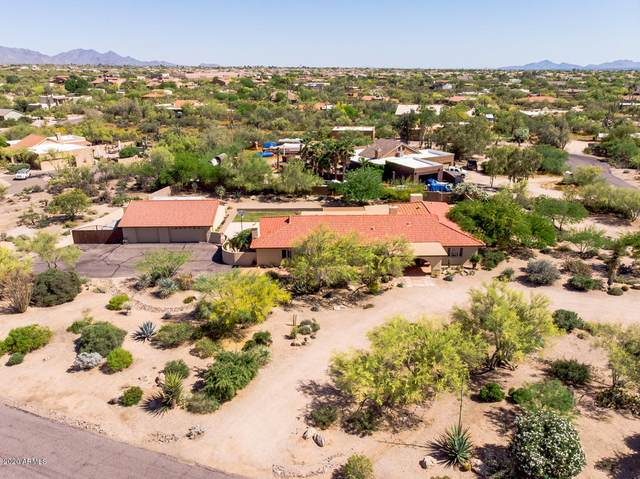 5035 E Rancho Del Oro Drive, Cave Creek, AZ 85331 (MLS #6270750) :: Yost Realty Group at RE/MAX Casa Grande
