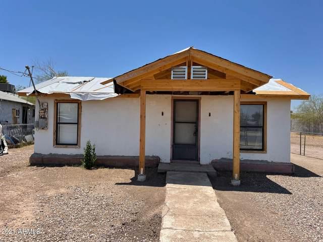 1104 N Myers Boulevard, Eloy, AZ 85131 (MLS #6270760) :: The Ethridge Team
