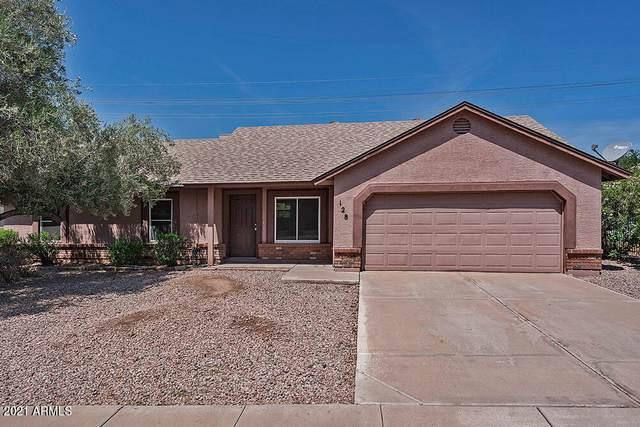 128 S Eucalyptus Place, Chandler, AZ 85225 (MLS #6270777) :: Kepple Real Estate Group