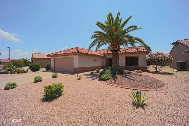 15573 W Vista Grande Lane, Surprise, AZ 85374 (MLS #6270778) :: My Home Group