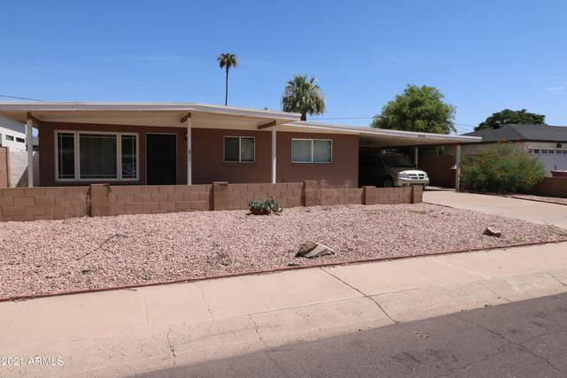 6610 E 4TH Street, Scottsdale, AZ 85251 (MLS #6270780) :: My Home Group
