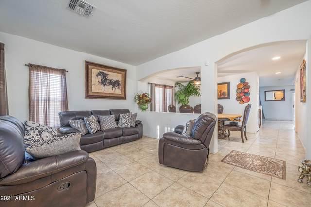 913 S 242ND Lane, Buckeye, AZ 85326 (MLS #6270794) :: Justin Brown   Venture Real Estate and Investment LLC