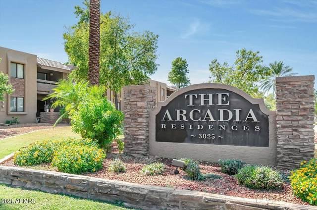 3825 E Camelback Road #211, Phoenix, AZ 85018 (MLS #6270800) :: Arizona 1 Real Estate Team