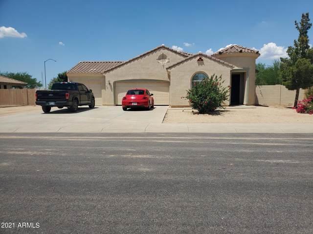 11004 E Quarry Circle, Mesa, AZ 85212 (MLS #6270803) :: The Daniel Montez Real Estate Group