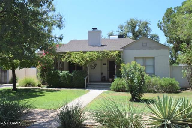 525 W Almeria Road, Phoenix, AZ 85003 (MLS #6270823) :: The Dobbins Team