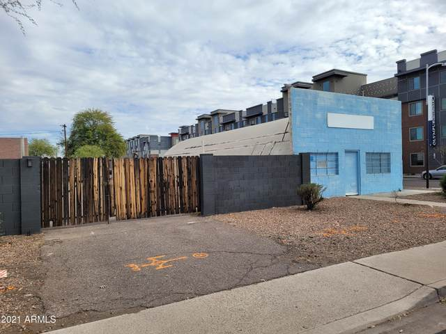 299 S Washington Street, Chandler, AZ 85225 (MLS #6270840) :: ASAP Realty