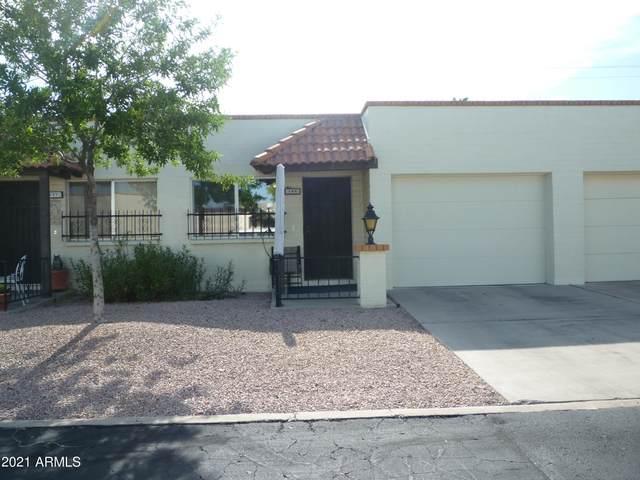 440 S Parkcrest #146, Mesa, AZ 85206 (MLS #6270892) :: The Carin Nguyen Team