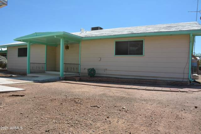 1392 E 20TH Avenue, Apache Junction, AZ 85119 (MLS #6270895) :: Jonny West Real Estate