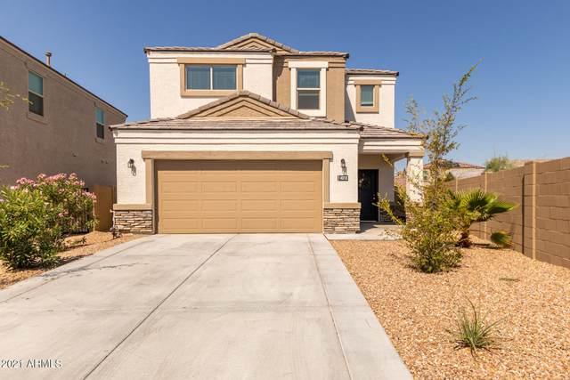 4018 N 310th Drive, Buckeye, AZ 85396 (MLS #6270904) :: Dave Fernandez Team | HomeSmart