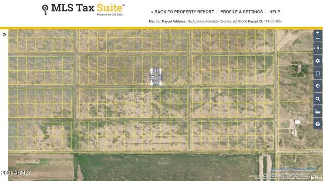 TBD 114-05-105, Cochise, AZ 85606 (MLS #6270911) :: The Ellens Team
