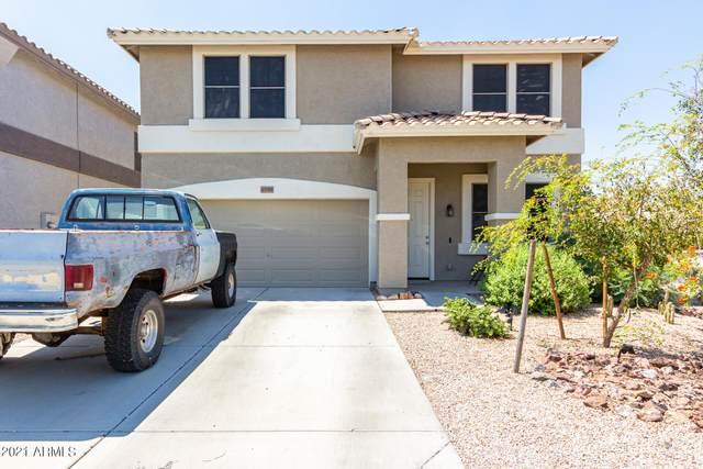45789 W Guilder Avenue, Maricopa, AZ 85139 (MLS #6270918) :: The Laughton Team