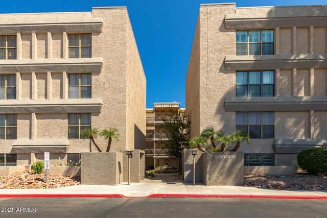 5110 N 31ST Way #316, Phoenix, AZ 85016 (MLS #6270919) :: Yost Realty Group at RE/MAX Casa Grande
