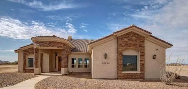 10523 W Equestrian Drive, Arizona City, AZ 85123 (MLS #6270921) :: Yost Realty Group at RE/MAX Casa Grande