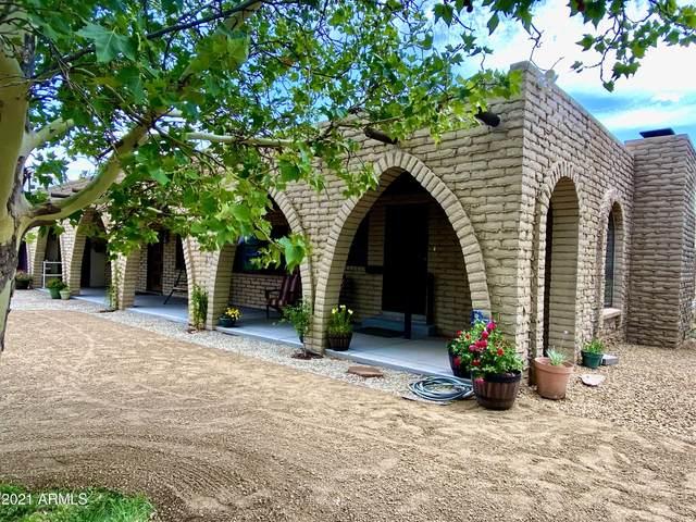 1390 W Kelly Drive, Prescott, AZ 86305 (MLS #6270933) :: Kepple Real Estate Group