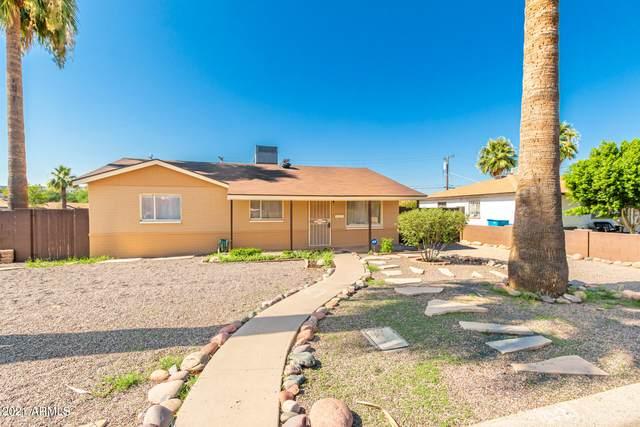 2921 W Luke Avenue, Phoenix, AZ 85017 (MLS #6270934) :: The Laughton Team