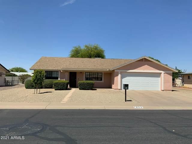 850 N 62ND Street, Mesa, AZ 85205 (MLS #6270939) :: The Carin Nguyen Team