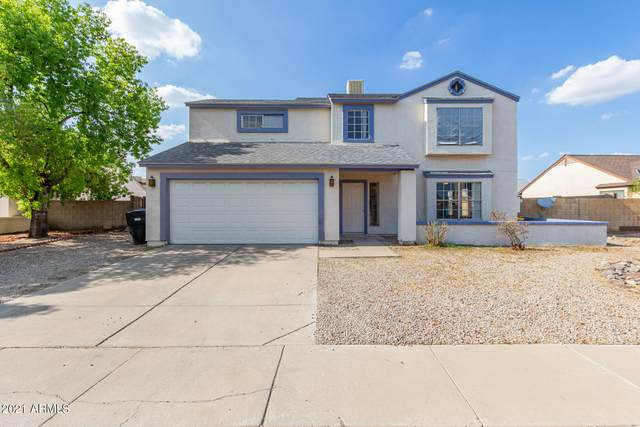 4582 W Piute Avenue, Glendale, AZ 85308 (#6270947) :: Long Realty Company