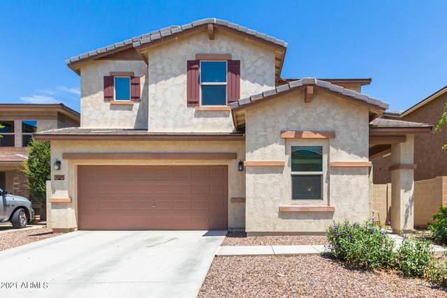 4237 S Boulder Street, Gilbert, AZ 85297 (MLS #6270955) :: Kepple Real Estate Group