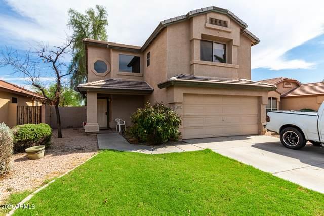 2273 E Arabian Drive, Gilbert, AZ 85296 (MLS #6270962) :: The Daniel Montez Real Estate Group