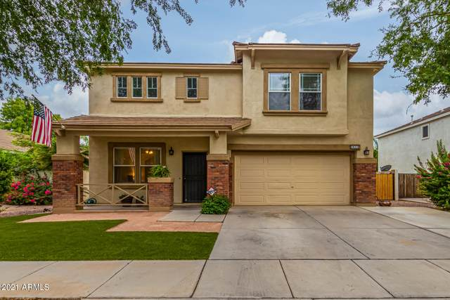 3633 E Washington Avenue, Gilbert, AZ 85234 (MLS #6270968) :: Keller Williams Realty Phoenix