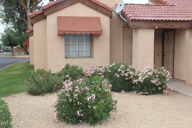 2143 E Center Lane #4, Tempe, AZ 85281 (MLS #6270971) :: Yost Realty Group at RE/MAX Casa Grande