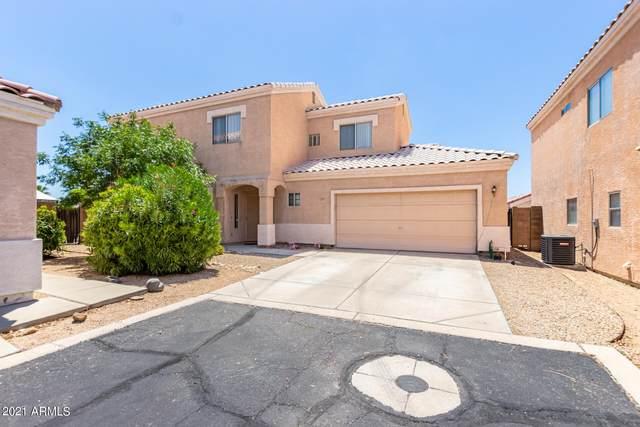1750 W Union Hills Drive #35, Phoenix, AZ 85027 (MLS #6270987) :: Yost Realty Group at RE/MAX Casa Grande
