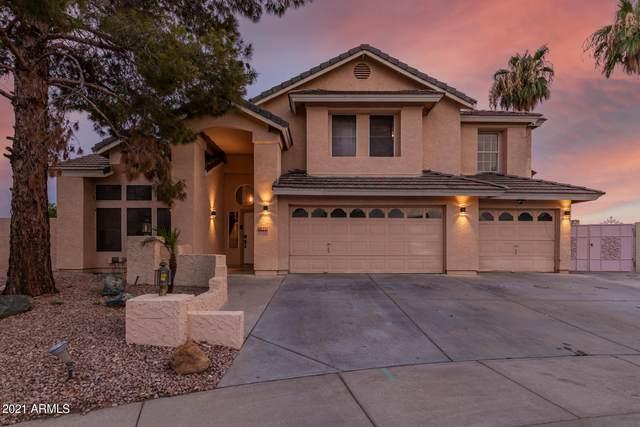 11023 W Laurelwood Lane, Avondale, AZ 85392 (MLS #6271001) :: Elite Home Advisors