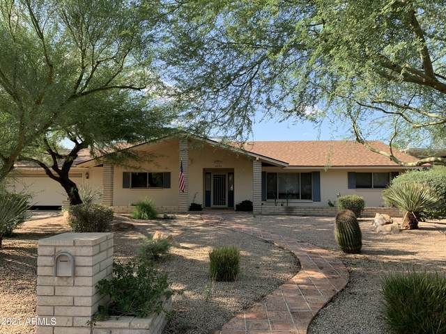 6032 E Desert Cove Avenue, Scottsdale, AZ 85254 (MLS #6271010) :: Arizona 1 Real Estate Team
