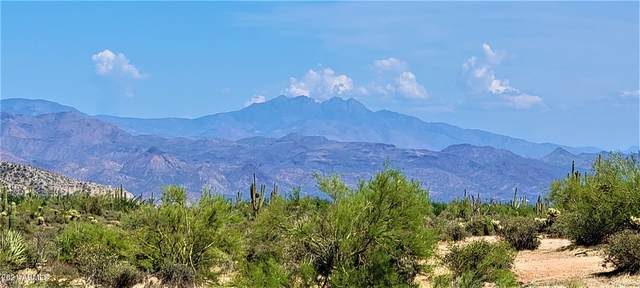 142X1 E Montello Road, Scottsdale, AZ 85262 (MLS #6271013) :: Service First Realty