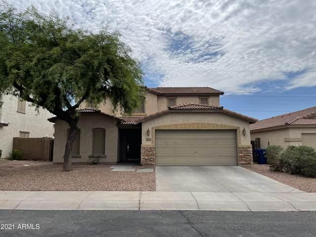 6917 S Sunrise Way, Buckeye, AZ 85326 (MLS #6271020) :: The Bole Group   eXp Realty