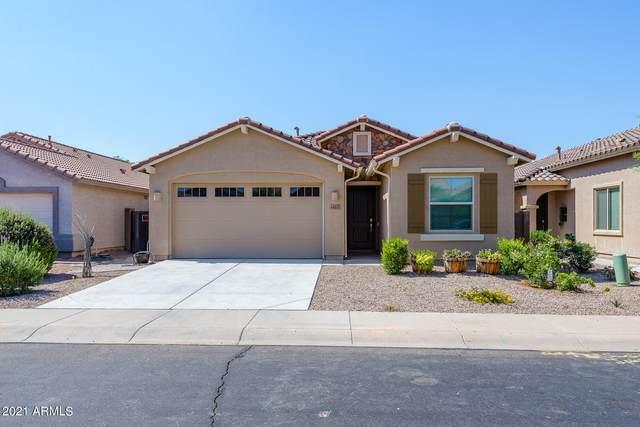 44837 W Horse Mesa Road, Maricopa, AZ 85139 (MLS #6271022) :: The Laughton Team