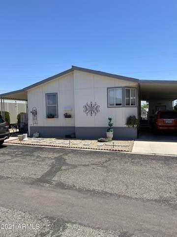 11596 W Sierra Dawn Boulevard #14, Surprise, AZ 85378 (MLS #6271026) :: Long Realty West Valley