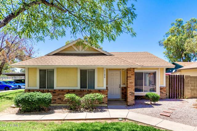 5135 E Evergreen Street #1190, Mesa, AZ 85205 (MLS #6271041) :: Yost Realty Group at RE/MAX Casa Grande