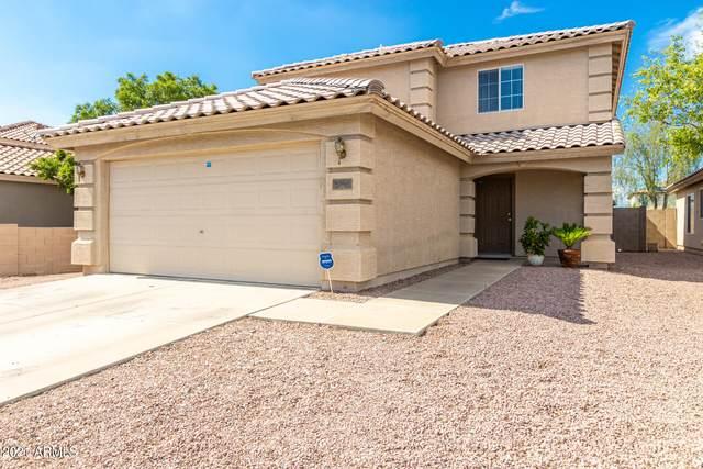 11502 W Shaw Butte Drive W, El Mirage, AZ 85335 (MLS #6271048) :: Power Realty Group Model Home Center