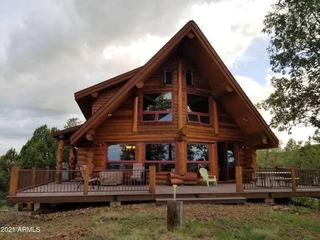 4560 E Bald Mountain Road, Prescott, AZ 86303 (MLS #6271061) :: Conway Real Estate