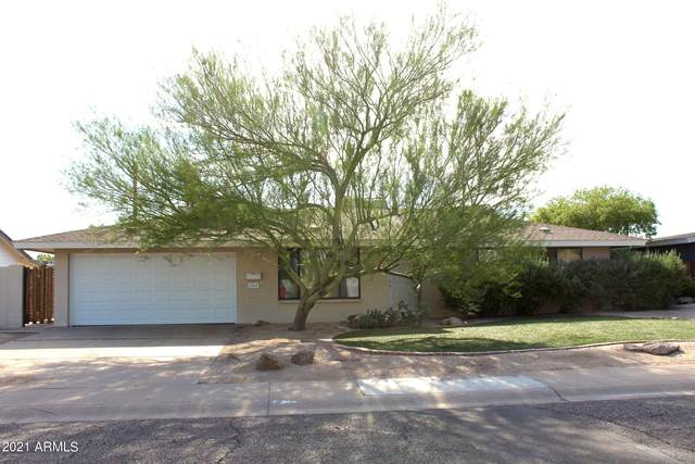 5414 N 82nd Street, Scottsdale, AZ 85250 (MLS #6271065) :: The Carin Nguyen Team
