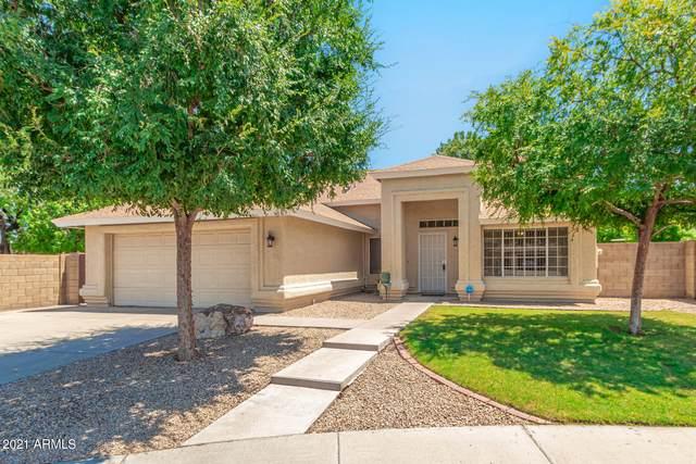 6163 W Gelding Drive, Glendale, AZ 85306 (MLS #6271067) :: The Carin Nguyen Team