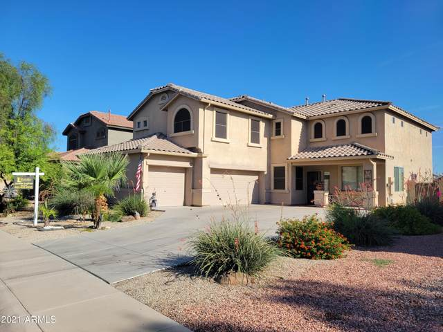 41908 W Chambers Court, Maricopa, AZ 85138 (MLS #6271072) :: Arizona 1 Real Estate Team