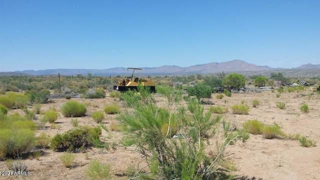 12300 E Agate Drive, Kingman, AZ 86401 (MLS #6271078) :: The Carin Nguyen Team
