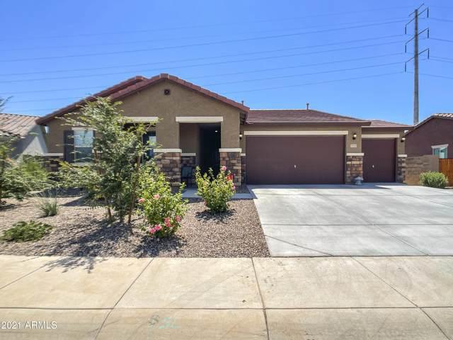 20058 N Lauren Road, Maricopa, AZ 85138 (MLS #6271081) :: Jonny West Real Estate