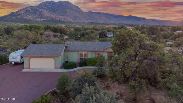 7710 N Wildoaks Drive, Prescott, AZ 86305 (MLS #6271083) :: ASAP Realty