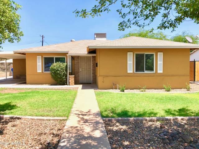 4201 N Westview Drive, Phoenix, AZ 85015 (MLS #6271084) :: Jonny West Real Estate