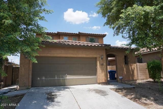 10440 W Hammond Lane, Tolleson, AZ 85353 (MLS #6271105) :: Keller Williams Realty Phoenix
