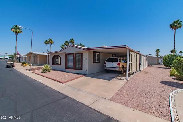 8103 E Southern #303 Avenue, Mesa, AZ 85209 (MLS #6271110) :: The Riddle Group