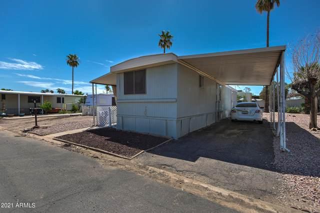 2340 E University Drive #181, Tempe, AZ 85281 (MLS #6271122) :: The Laughton Team