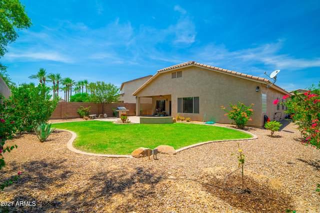 22547 N Gibson Drive, Maricopa, AZ 85139 (MLS #6271123) :: Kepple Real Estate Group
