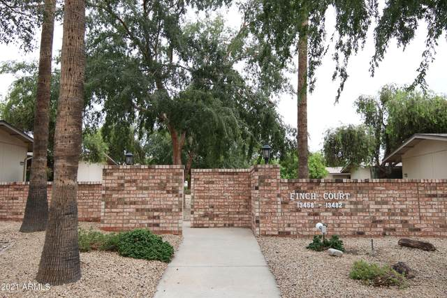 13482 W Copperstone Drive, Sun City West, AZ 85375 (MLS #6271135) :: Long Realty West Valley