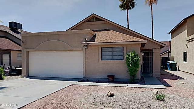 505 E Rimrock Drive, Phoenix, AZ 85024 (MLS #6271141) :: CANAM Realty Group