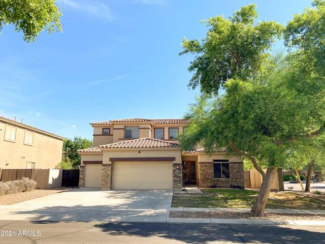 4267 E Lantern Place, Gilbert, AZ 85297 (MLS #6271144) :: CANAM Realty Group
