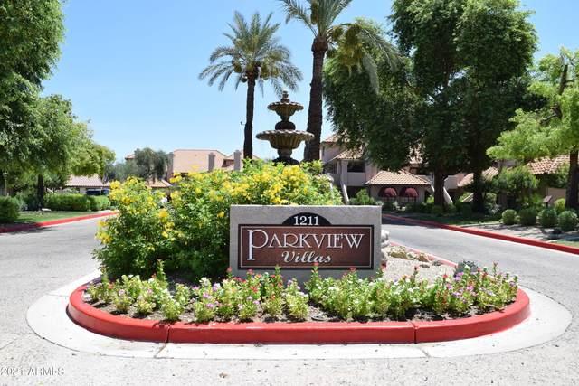 1211 N Miller Road #255, Scottsdale, AZ 85257 (MLS #6271165) :: Keller Williams Realty Phoenix